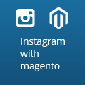Instagram Post on Magento